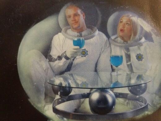 2001 space odyssey kostümbild styling fotografie