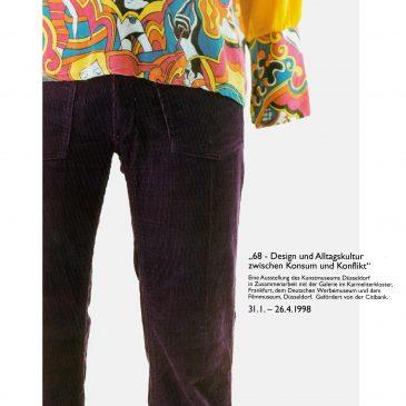 Spezialgebiet: Mode der 60er Jahre