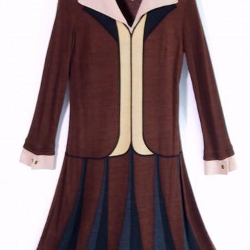 Kleid von Roberta di Camerino
