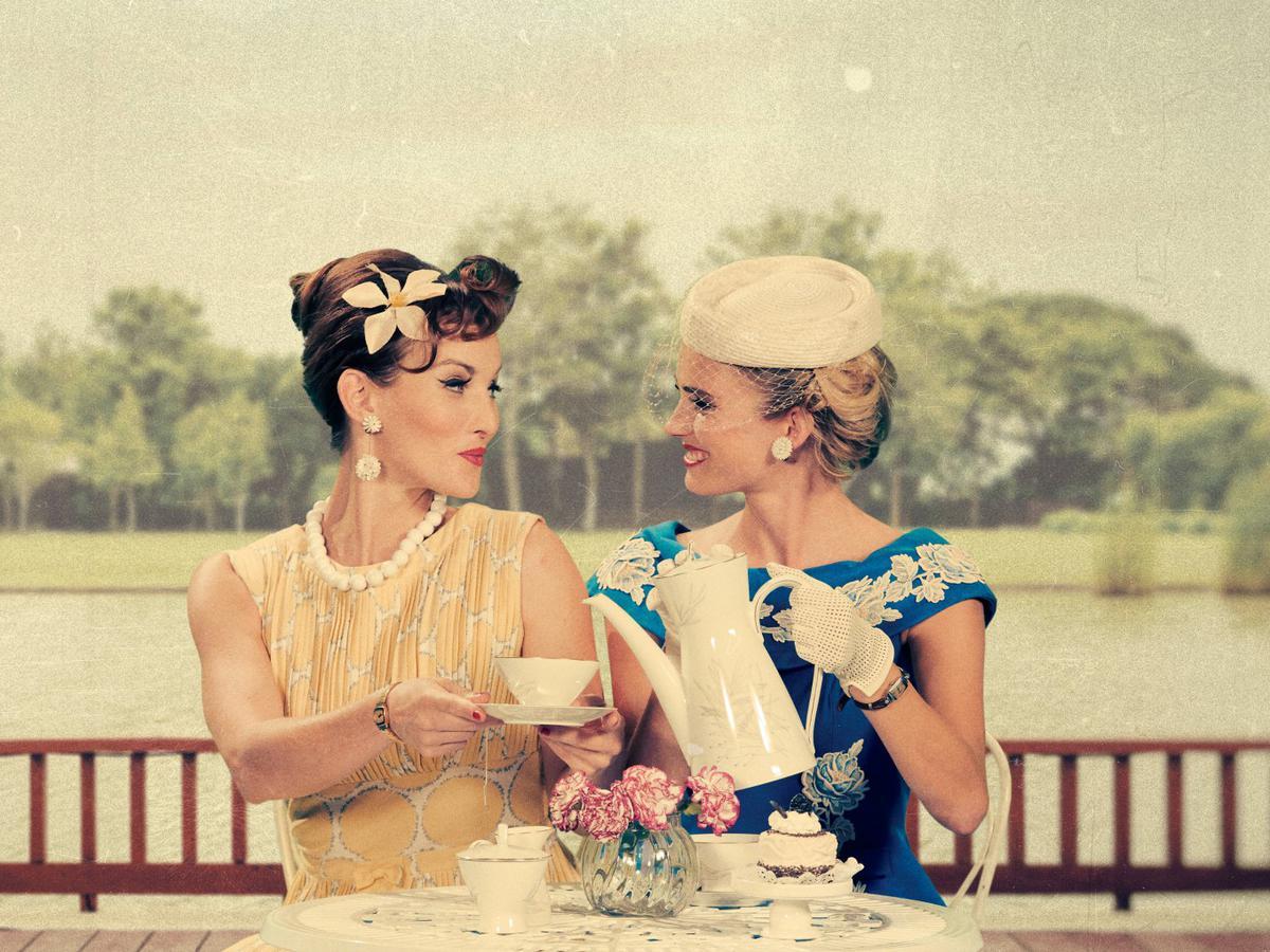 styling im Stil der 50er jahre - kostümbild // stylist für 50er 60er und 70er Jahre //
