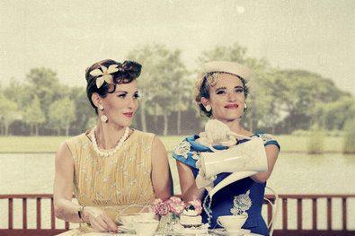 Kostümbildner und Stylistin für historische Kostüme