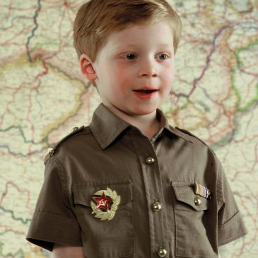 aus meinem Archiv: kleiner Soldat  (1999)