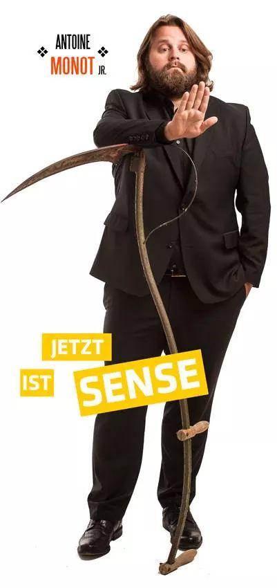 """Kostümbild für: Antoine Monot in """" Jetzt ist Sense"""" -- kostümbildnerin für Film , TV, & Werbung"""
