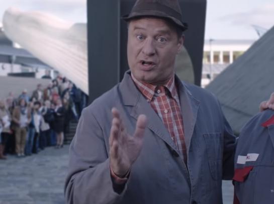 tom gerhard imagefilm für gag stylist in Köln