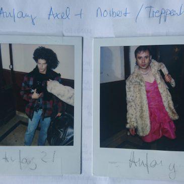 """Archivfund: Polaroids  von Till Schweiger in """"Der bewegte Mann"""""""